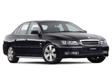 Holden WL Caprice 2004–06 pictures