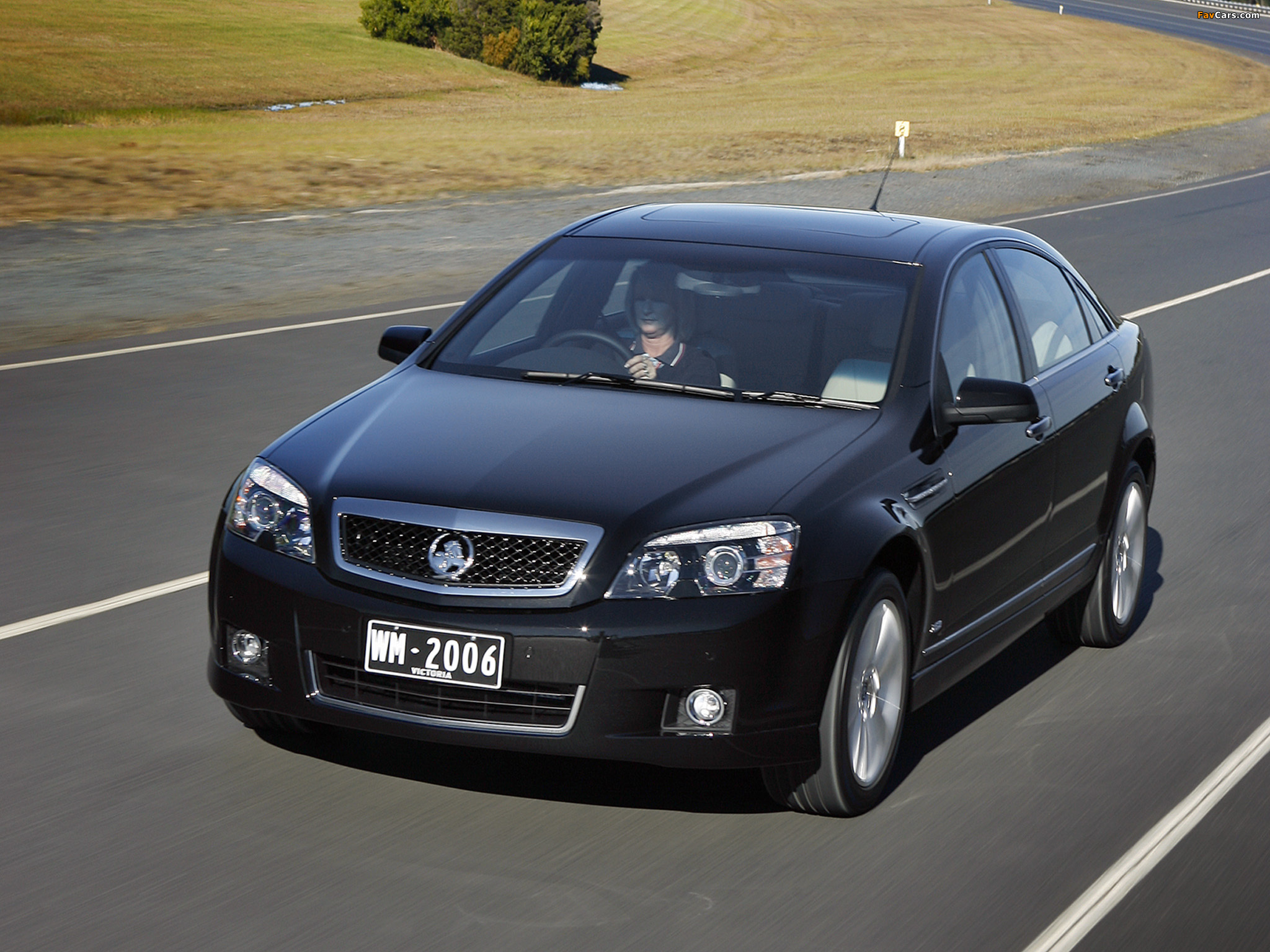 Holden WM Caprice 2006–10 images (2048 x 1536)