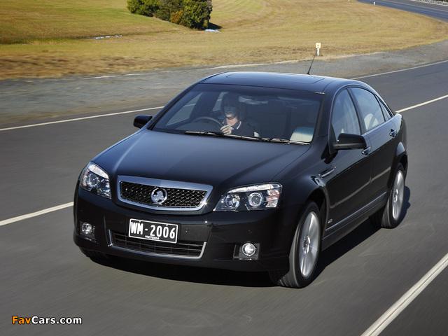 Holden WM Caprice 2006–10 images (640 x 480)