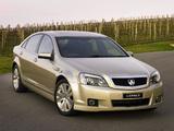 Holden WM Caprice 2006–10 photos