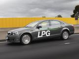 Holden Caprice LPG (WM Series II) 2012 images