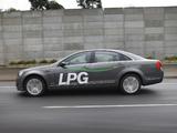 Holden Caprice LPG (WM Series II) 2012 pictures