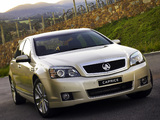 Pictures of Holden WM Caprice 2006–10