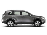 Holden Captiva 60th Anniversary Special Edition 2008 wallpapers