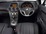 Images of Holden Captiva MaXX 2006–10