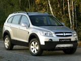 Images of Holden Captiva 2006–10
