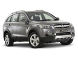 Images of Holden Captiva 60th Anniversary Special Edition 2008