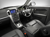 Photos of Holden Captiva 60th Anniversary Special Edition 2008