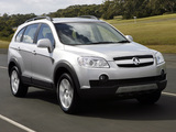 Pictures of Holden Captiva 2006–10