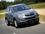 Pictures of Holden Captiva 5 2010