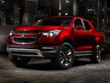 Holden Colorado Concept 2011 images