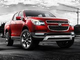 Holden Colorado Concept 2011 pictures