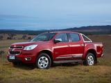 Holden Colorado LTZ Crew Cab 2012 images