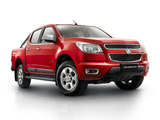 Holden Colorado LTZ Crew Cab 2012 photos