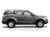 Holden Colorado 7 LT 2012 pictures