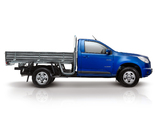 Holden Colorado LX Single Cab 2012 pictures