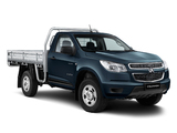 Holden Colorado DX 2012 wallpapers