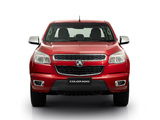 Holden Colorado LTZ Crew Cab 2012 wallpapers
