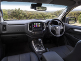 Holden Colorado Z71 Crew Cab 2016 photos