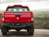 Holden Colorado Z71 Crew Cab 2016 pictures