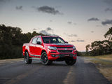 Holden Colorado Z71 Crew Cab 2016 wallpapers