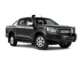 Images of Holden Colorado LTZ Crew Cab Nullabor Pack 2012