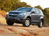 Images of Holden Colorado 7 LT 2012