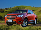 Images of Holden Colorado LTZ Crew Cab 2012