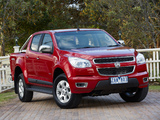 Photos of Holden Colorado LTZ Crew Cab 2012