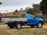 Photos of Holden Colorado LX Single Cab 2012