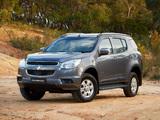 Photos of Holden Colorado 7 LT 2012