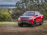 Photos of Holden Colorado Z71 Crew Cab 2016