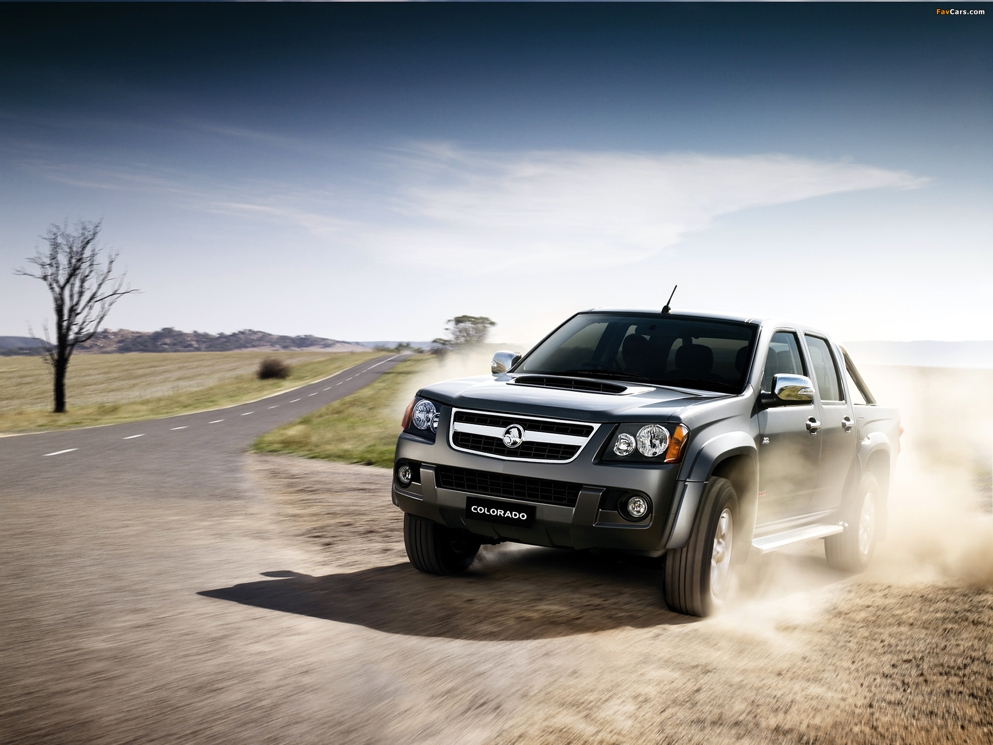 Pictures of Holden Colorado LT-R 2008 (2048 x 1536)