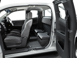 Pictures of Holden Colorado LTZ Space Cab 2012