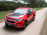 Pictures of Holden Colorado Z71 Crew Cab 2016