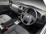 Holden Colorado LX Single Cab 2008 wallpapers