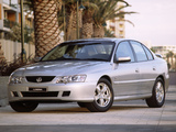 Holden Commodore Lumina (VY) 2002–04 images