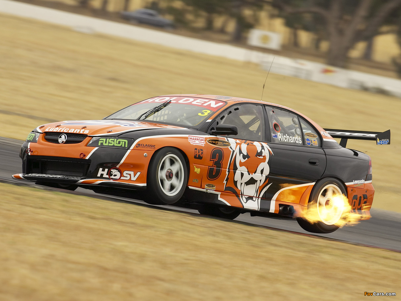 holden vz commodore v8 supercar 2005�06 photos 1280x960