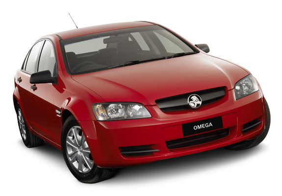 Holden Ve Commodore Omega 200610 Images