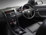 Holden VE Commodore SV6 2006–10 photos