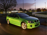 Holden Commodore SV6 Sportwagon (VE) 2008–10 photos