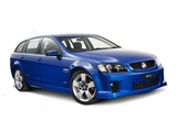 Holden VE Commodore SS V Sportwagon 2008–10 pictures