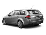 Holden Commodore Sportwagon 60th Anniversary (VE) 2008 pictures