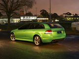 Holden Commodore SV6 Sportwagon (VE) 2008–10 pictures