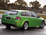 Holden Commodore SV6 Sportwagon (VE) 2008–10 wallpapers