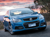 Holden Commodore SV6 (VF) 2013 images