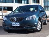 Holden Commodore Evoke Sportwagon (VF) 2013 pictures