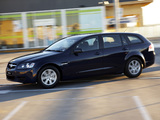 Images of Holden Commodore Omega Sportwagon (VE) 2008–10