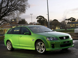 Images of Holden Commodore SV6 Sportwagon (VE) 2008–10