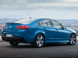Images of Holden Commodore SV6 (VF) 2013